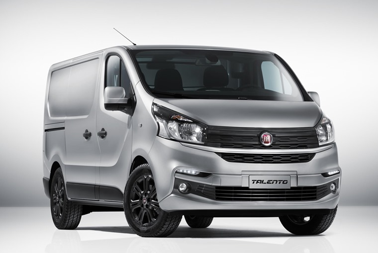 talento fiat scudo 39 s youngest brother big van world. Black Bedroom Furniture Sets. Home Design Ideas