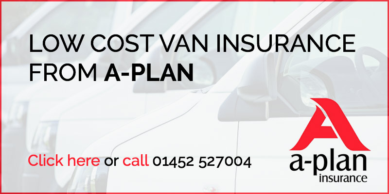 A-Plan low cost van insurance
