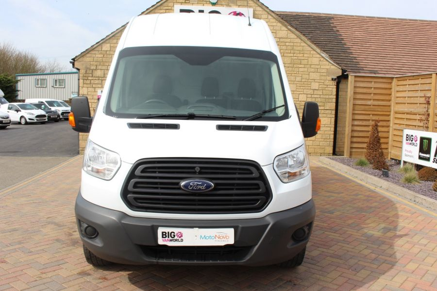 FORD TRANSIT 350 TDCI 125 L4 H3 JUMBO HIGH ROOF RWD - 7394 - 6