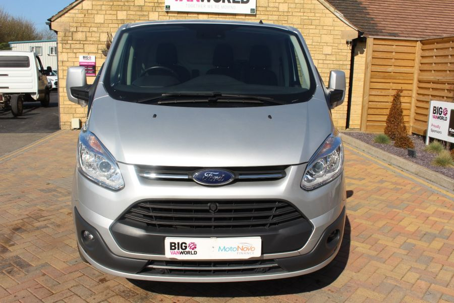 FORD TRANSIT CUSTOM 290 TDCI 170 L1 H1 LIMITED SWB LOW ROOF FWD  VERY RARE - 7563 - 9