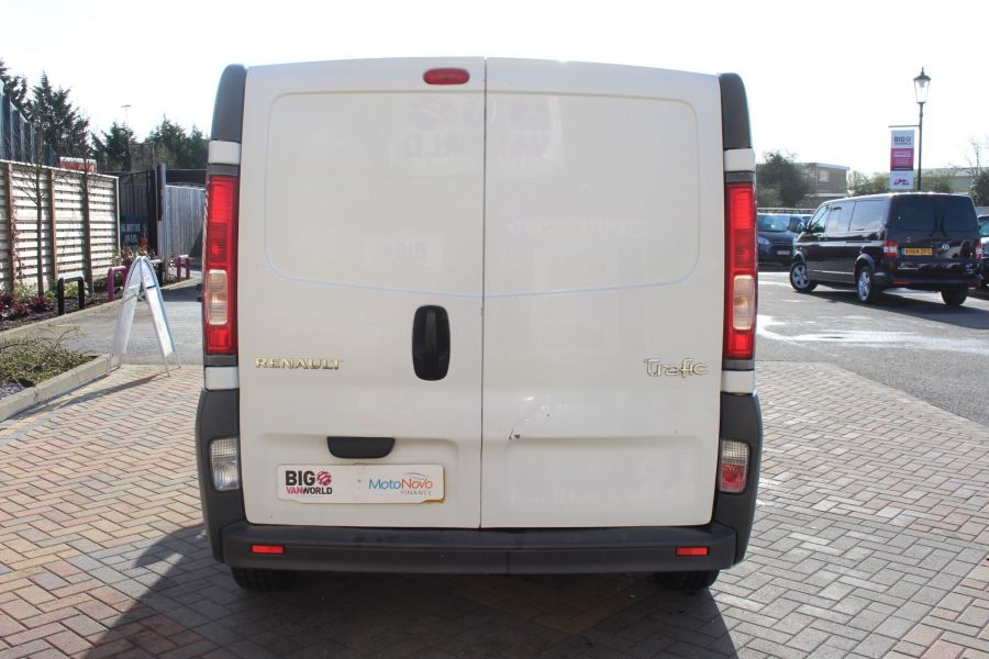 RENAULT TRAFIC LL29 DCI 115 LWB LOW ROOF - 7644 - 6