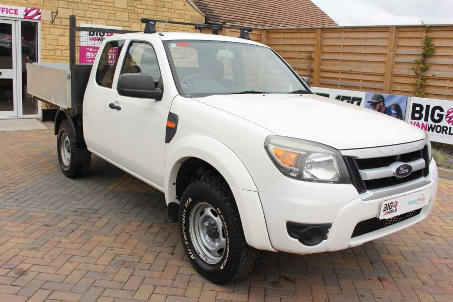 FORD RANGER XL 4X4 TDCI SUPER CAB ALLOY TIPPER - 6057 - 13