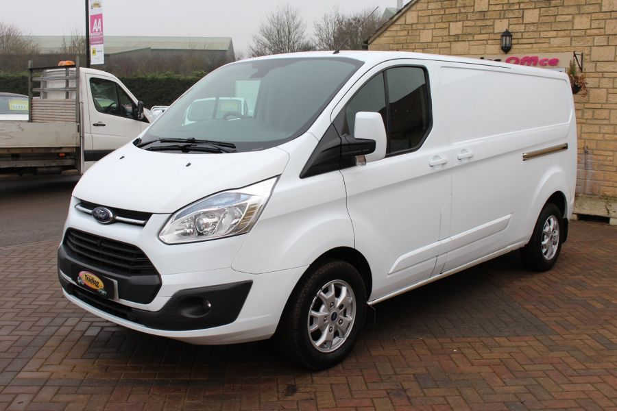 FORD TRANSIT CUSTOM 290 TDCI 125 LIMITED L2 H1 LWB LOW ROOF - 5574 - 6