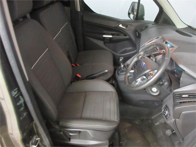 FORD TRANSIT CONNECT 200 TDCI 120 L1 H1 LIMITED SWB LOW ROOF - 7514 - 9