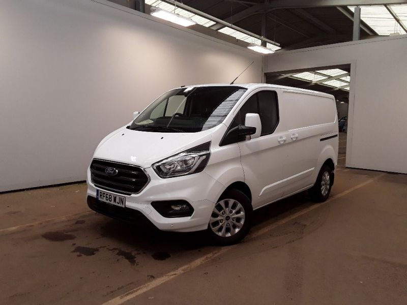 FORD TRANSIT CUSTOM 340 TDCI 130 L1H1 LIMITED SWB LOW ROOF FWD - 11262 - 1