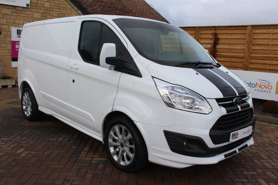 FORD TRANSIT CUSTOM 290 TDCI 155 L1 H1 SPORT SWB LOW ROOF FWD - 7036 - 3