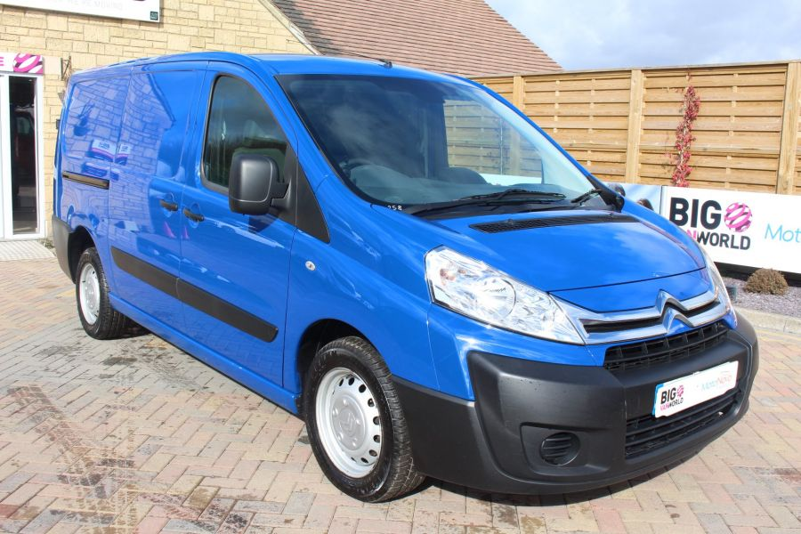 CITROEN DISPATCH 1200 HDI 125 L2 H1 ENTERPRISE LWB LOW ROOF - 7340 - 3