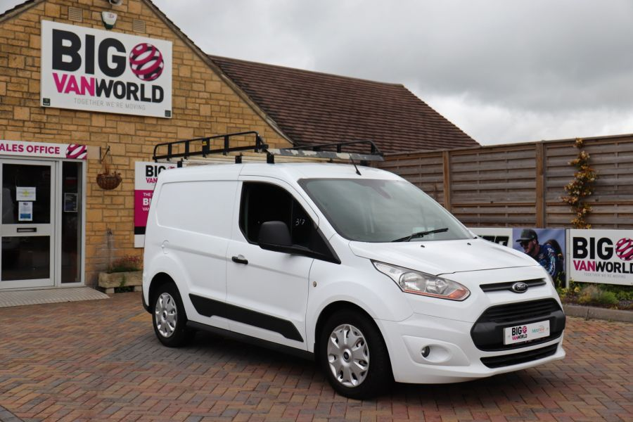 FORD TRANSIT CONNECT 200 TDCI 75 L1H1 TREND SWB LOW ROOF - 10938 - 3