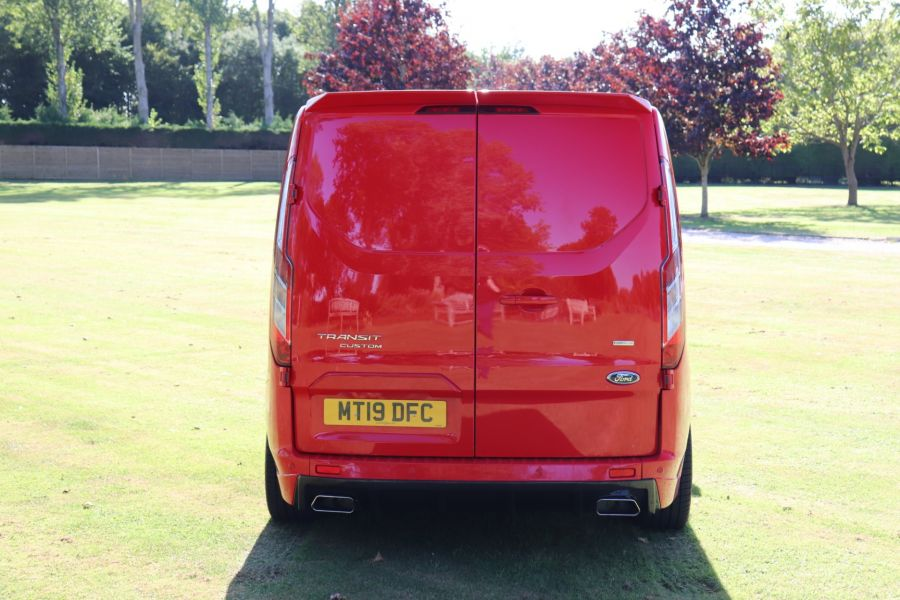 FORD TRANSIT CUSTOM 280 TDCI 130 L1H1 MOTION R LIMITED EDITION - 9983 - 5