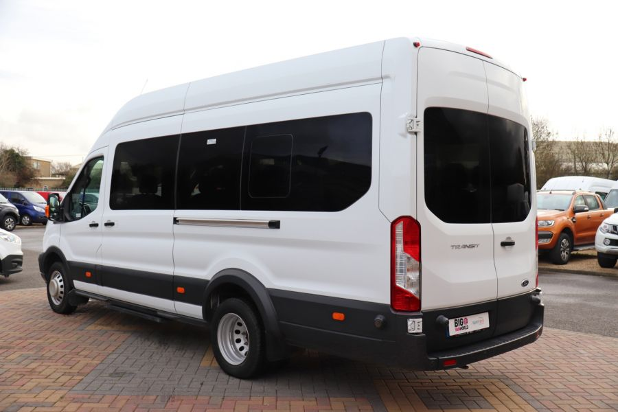 FORD TRANSIT 460 TDCI 125 L4H3 TREND 17 SEAT BUS HIGH ROOF DRW RWD - 11514 - 10