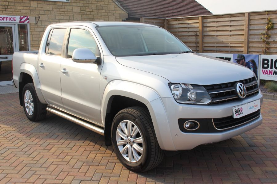 VOLKSWAGEN AMAROK DC BITDI 180 HIGHLINE 4MOTION DOUBLE CAB - 9182 - 1