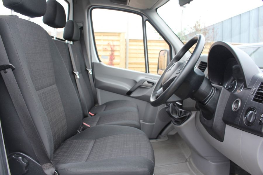 MERCEDES SPRINTER 313 CDI LWB SINGLE CAB ALLOY DROPSIDE - 6885 - 11