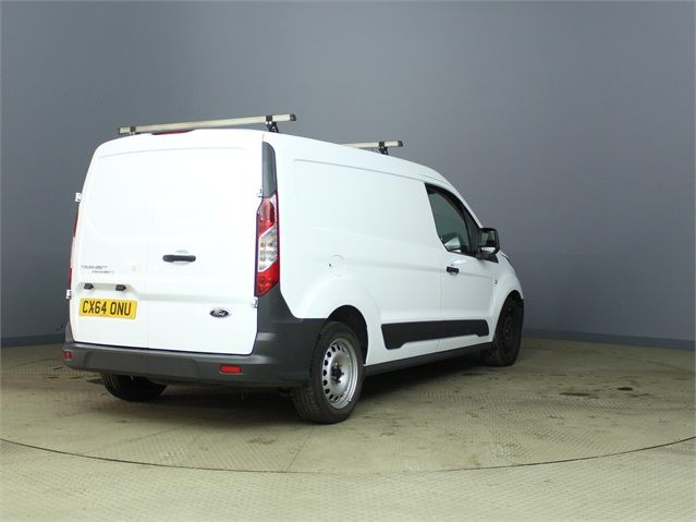 FORD TRANSIT CONNECT 210 TDCI 95 L2 H1 LWB LOW ROOF  - 6591 - 2