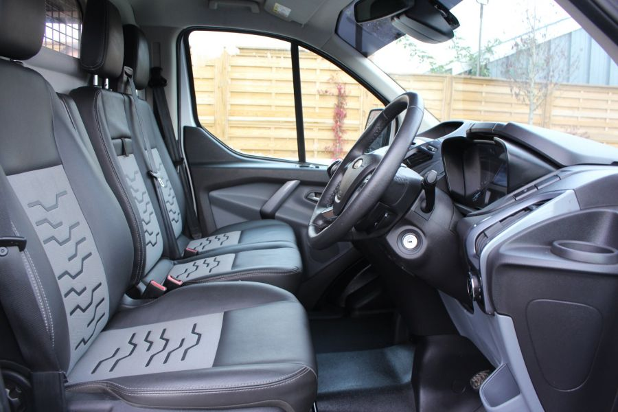 FORD TRANSIT CUSTOM 290 TDCI 155 L1 H1 SPORT SWB LOW ROOF FWD - 7036 - 12