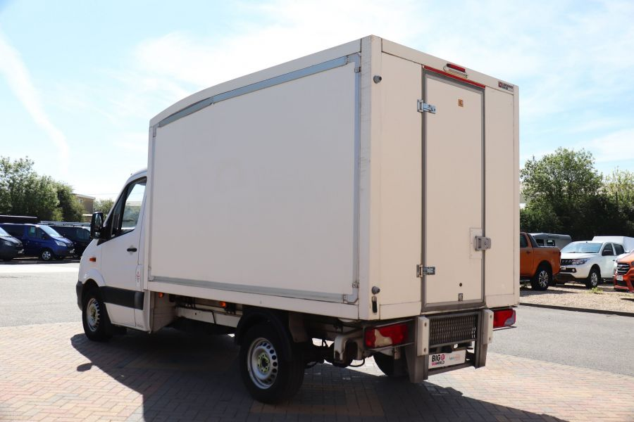 MERCEDES SPRINTER 313 CDI 129 MWB FRIDGE BOX - 10964 - 8