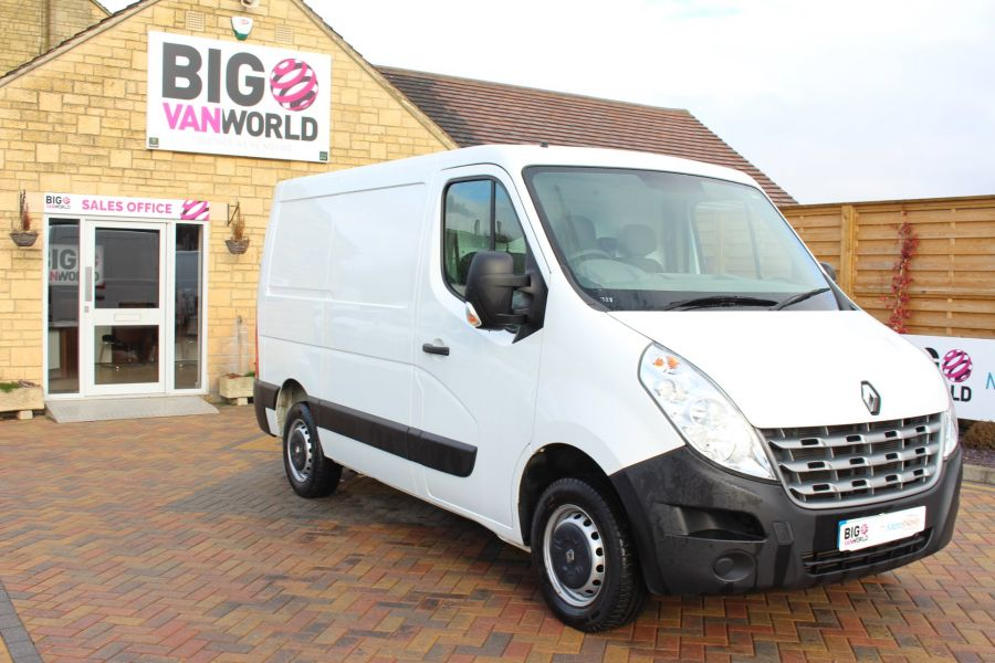 RENAULT MASTER SL33 DCI 100 SWB LOW ROOF FWD - 7248 - 3