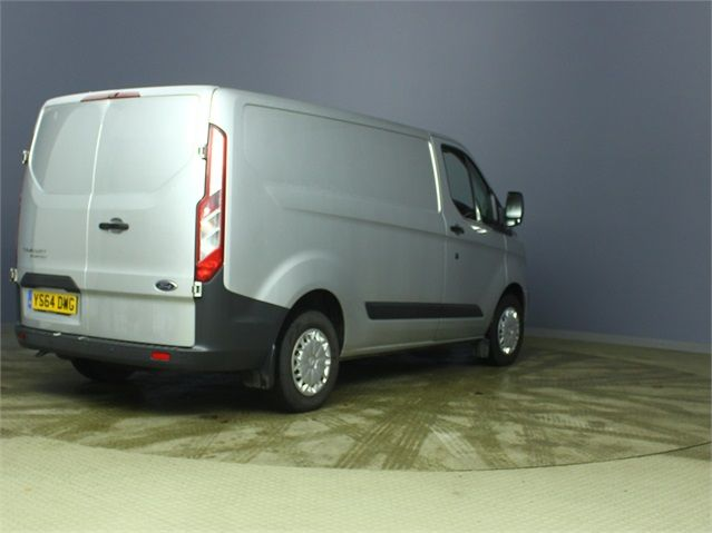 FORD TRANSIT CUSTOM 270 TDCI 100 TREND L1 H1 SWB LOW ROOF - 7166 - 2