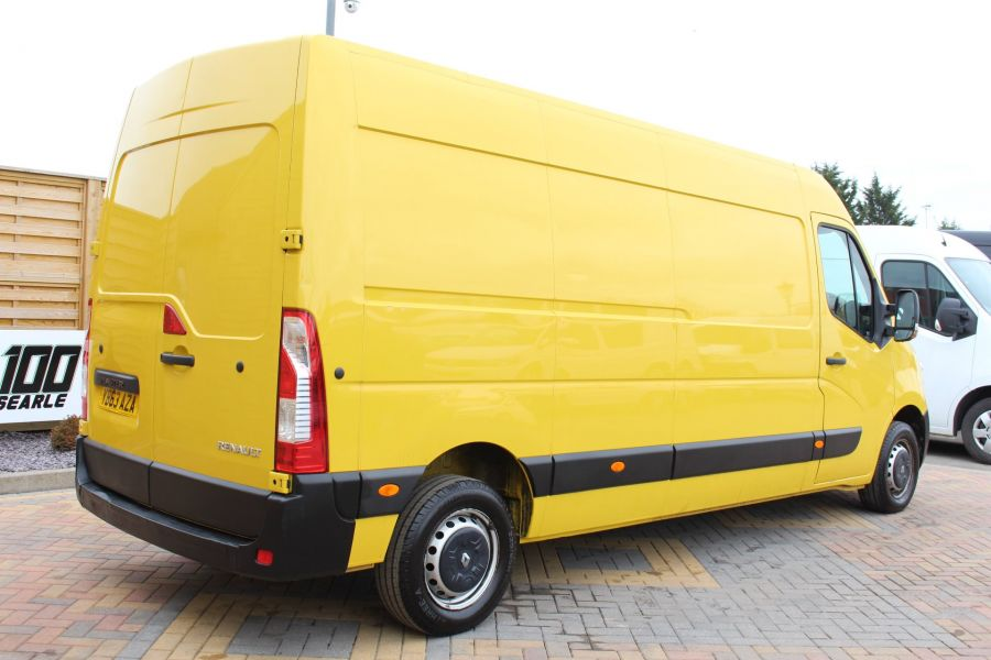 RENAULT MASTER LM35 DCI 125 LWB MEDIUM ROOF - 7494 - 5