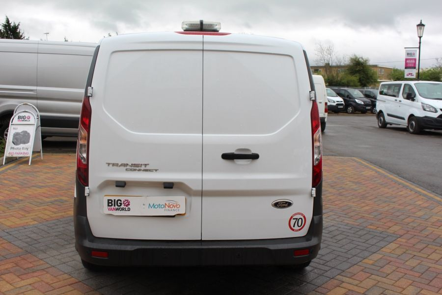 FORD TRANSIT CONNECT 240 TDCI 95 L2 H1 LWB LOW ROOF - 7393 - 6