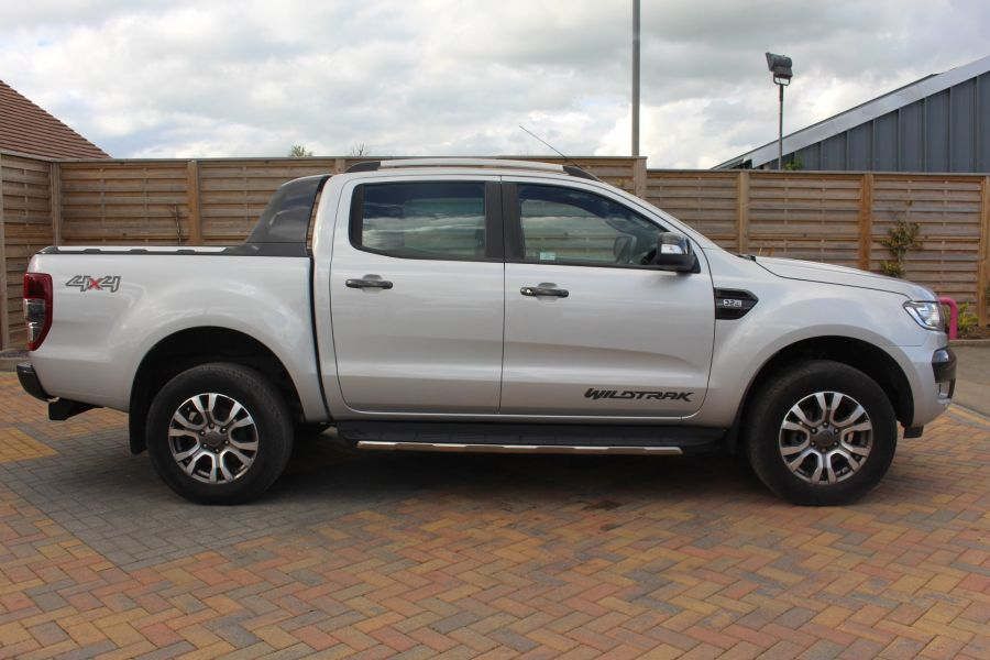 FORD RANGER WILDTRAK TDCI 200 4X4 DOUBLE CAB - 9158 - 4