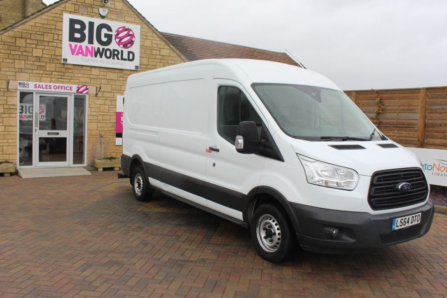 FORD TRANSIT 310 TDCI 100 L3 H2 LWB MEDIUM ROOF FWD - 8972 - 3