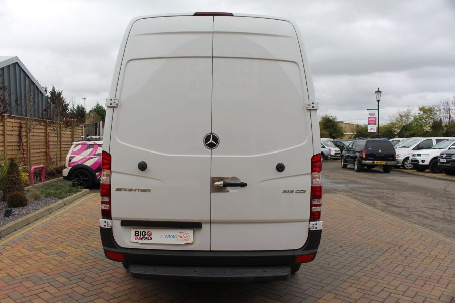 MERCEDES SPRINTER 313 CDI MWB HIGH ROOF - 6708 - 6