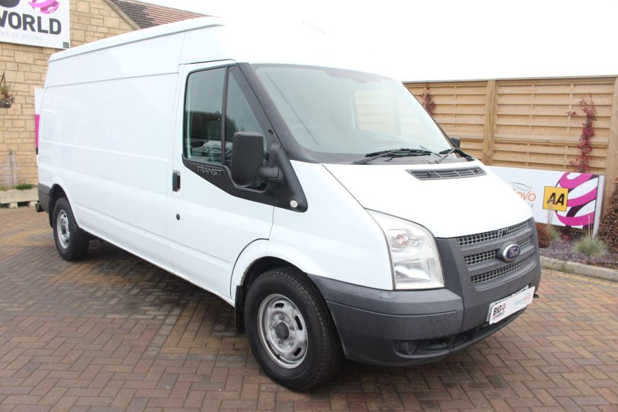FORD TRANSIT 350 TDCI 100 LWB MEDIUM ROOF FWD - 6683 - 3