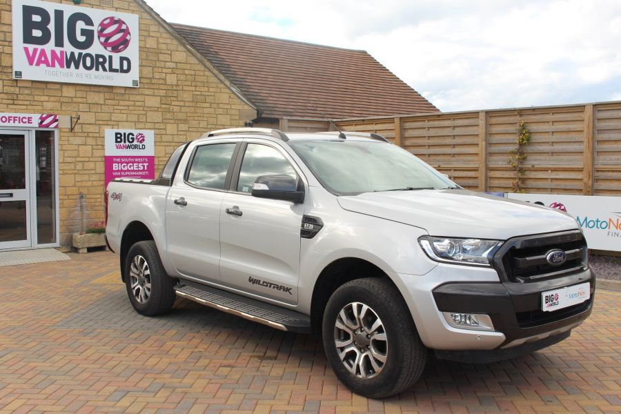 FORD RANGER WILDTRAK TDCI 200 4X4 DOUBLE CAB - 9158 - 3