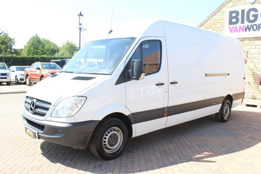 MERCEDES SPRINTER 316 CDI LWB HIGH ROOF 160 BHP - 5927 - 6