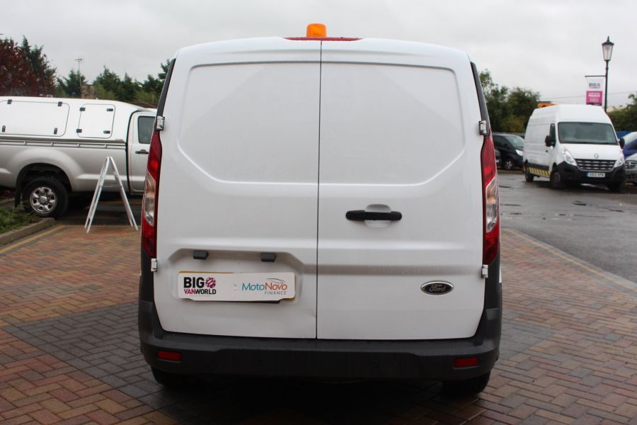 FORD TRANSIT CONNECT 200 TDCI 95 L1 H1 SWB LOW ROOF - 6616 - 6