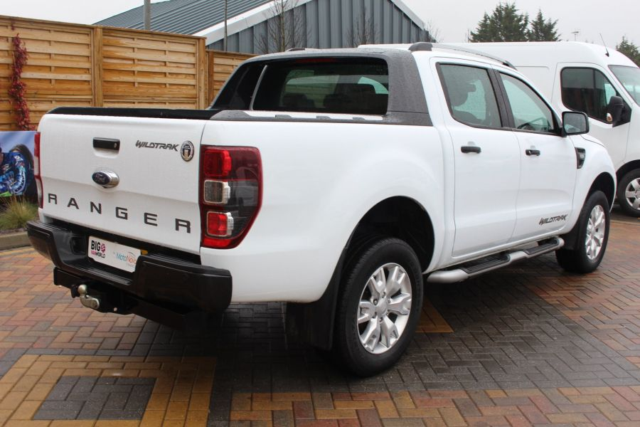 FORD RANGER WILDTRAK 4X4 TDCI 197 DOUBLE CAB - 7391 - 5