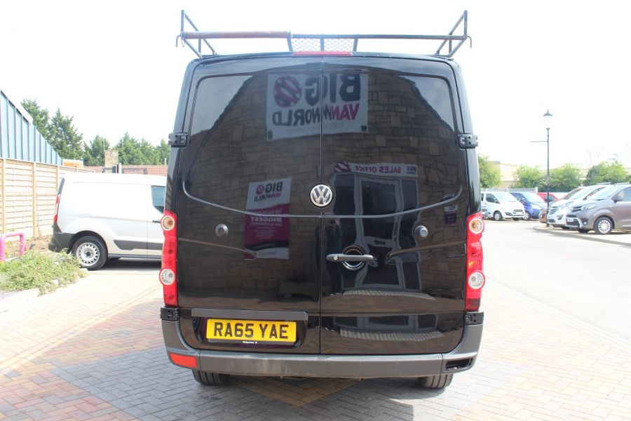 VOLKSWAGEN CRAFTER CR35 TDI 136 MWB STANDARD LOW ROOF - 9093 - 6