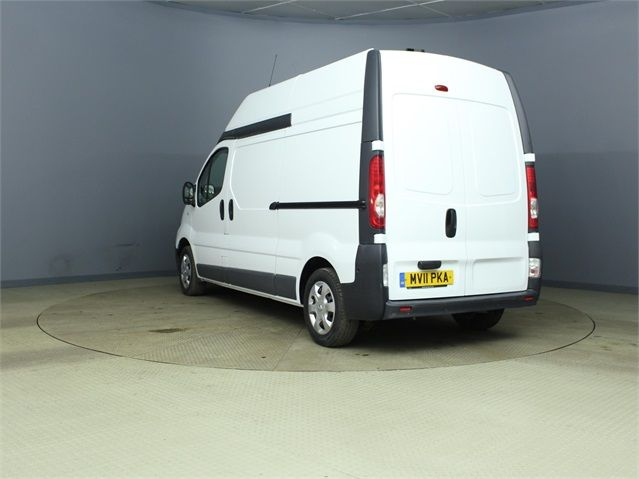 RENAULT TRAFIC LH29 DCI 115 LWB HIGH ROOF - 7439 - 4