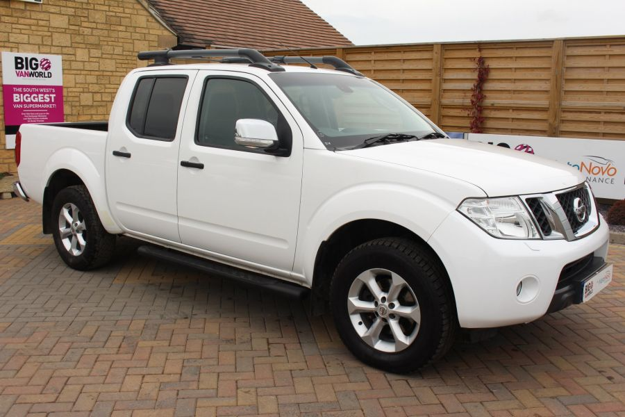 NISSAN NAVARA DCI 190 TEKNA CONNECT 4X4 DOUBLE CAB - 7425 - 3