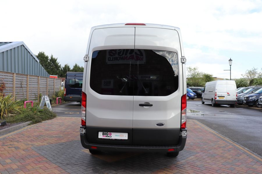 FORD TRANSIT 410 TDCI 155 L3 H3 TREND 15 SEAT BUS LWB HIGH ROOF RWD - 9126 - 7