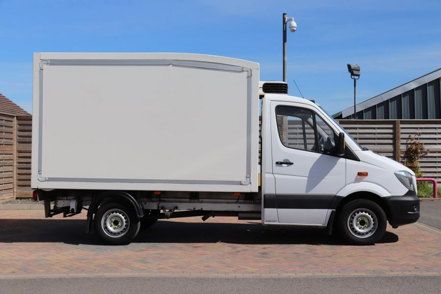MERCEDES SPRINTER 313 CDI 129 MWB FRIDGE BOX - 10964 - 5