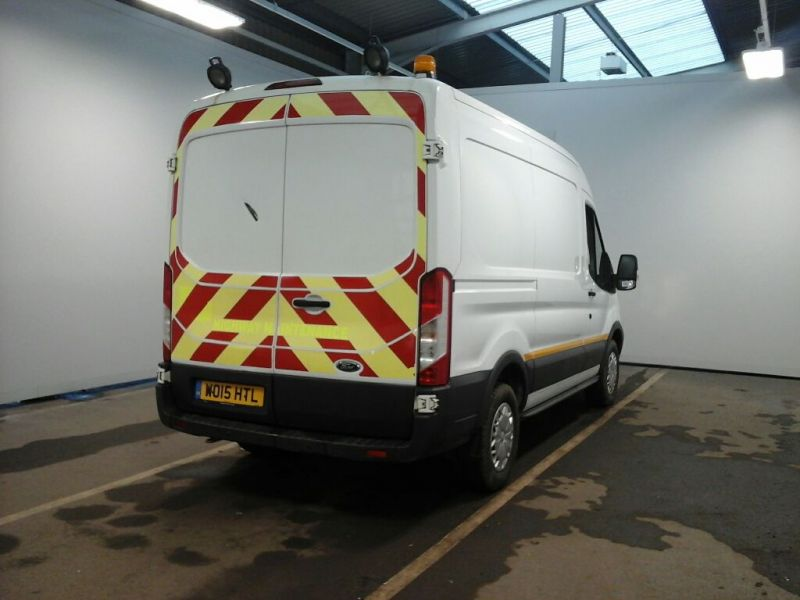 FORD TRANSIT 350 TDCI 125 L2H2 TREND MWB MEDIUM ROOF RWD - 10513 - 2