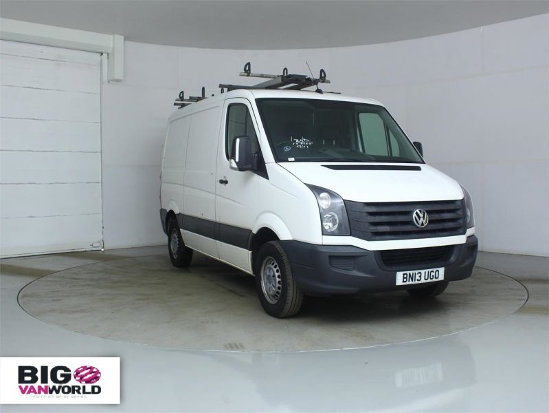 VOLKSWAGEN CRAFTER CR30 TDI 109 SWB LOW ROOF - 7354 - 1