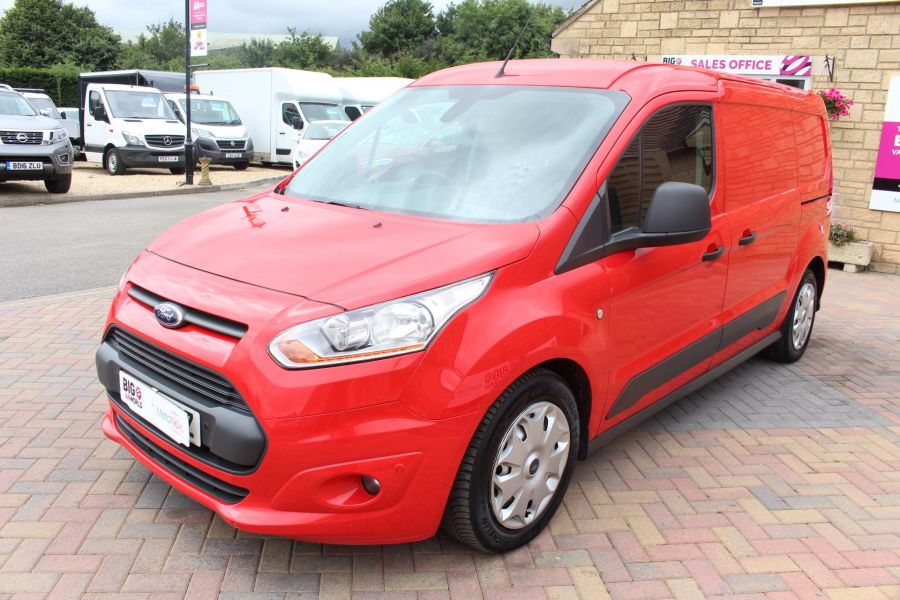 FORD TRANSIT CONNECT 210 TDCI 95 L2 H1 TREND LWB LOW ROOF - 8060 - 8