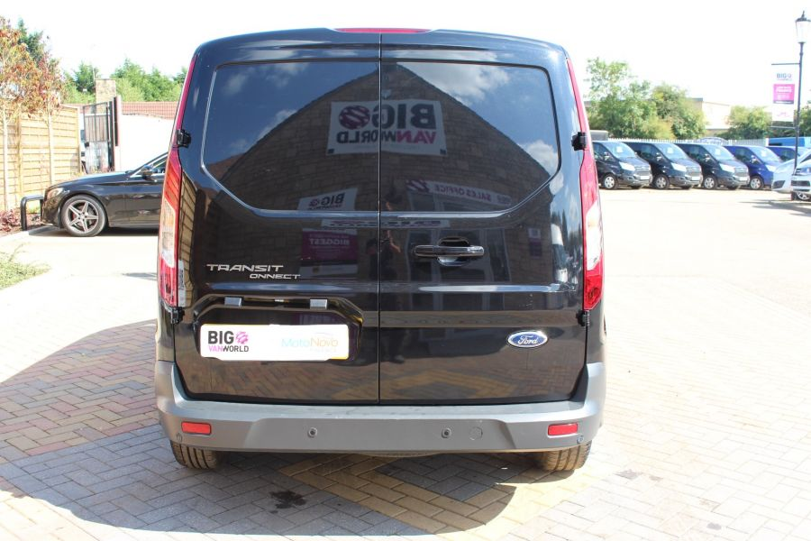FORD TRANSIT CONNECT 240 TDCI 115 L2 H1 LIMITED LWB LOW ROOF - 6691 - 6