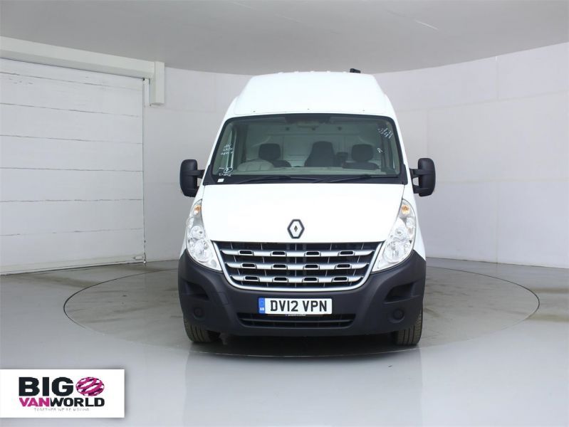RENAULT MASTER LH35 DCI 125 L3 H3 LWB HIGH ROOF - 6651 - 6