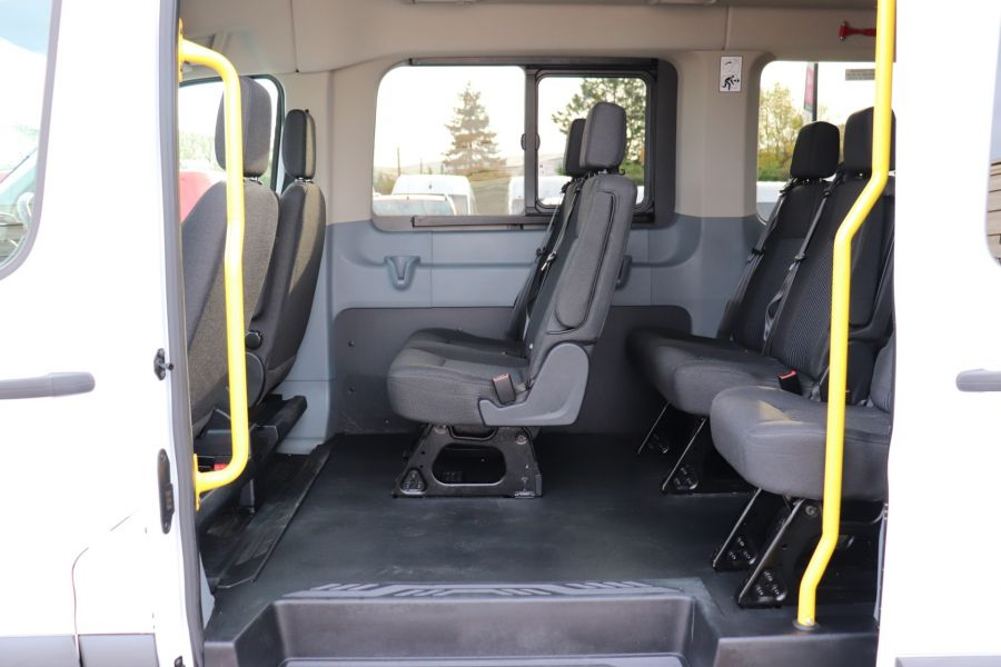 FORD TRANSIT 460 TDCI 155 L4H3 TREND 17 SEAT BUS HIGH ROOF DRW RWD - 11807 - 39