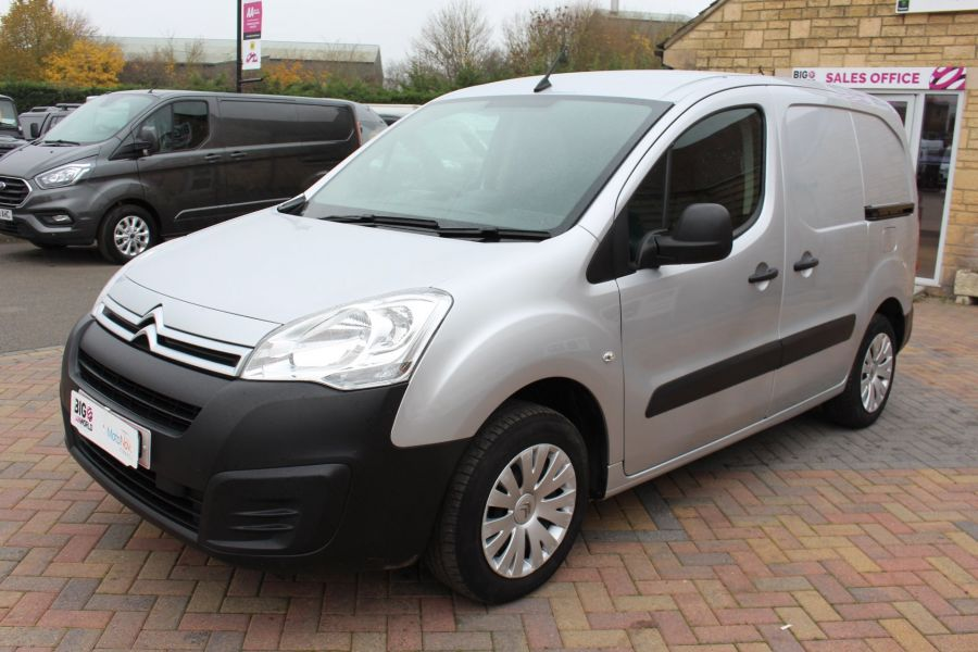 CITROEN BERLINGO 625 BLUEHDI 75 L1 H1 ENTERPRISE SWB LOW ROOF - 8535 - 8