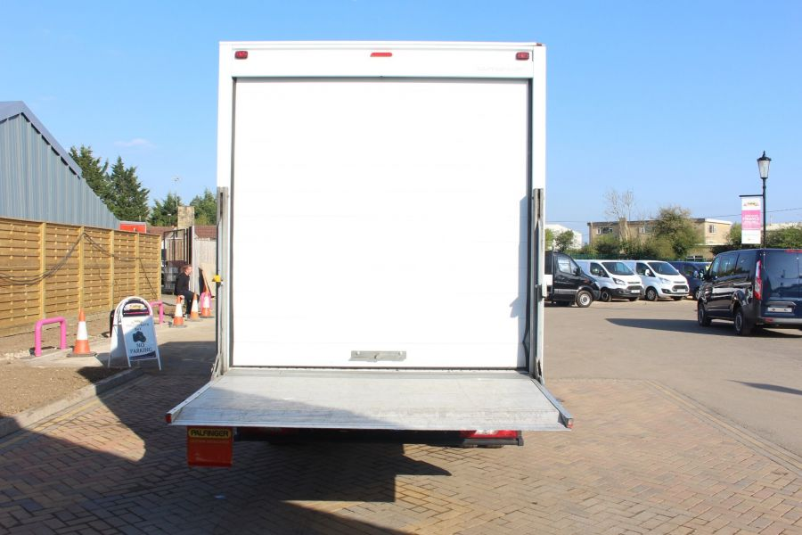 FORD TRANSIT 350 TDCI 125 DRW L4 LUTON WITH TAIL LIFT - 5940 - 16
