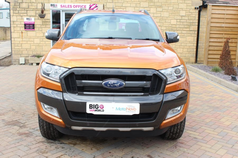 FORD RANGER WILDTRAK 4X4 TDCI 197 DOUBLE CAB - 7360 - 9