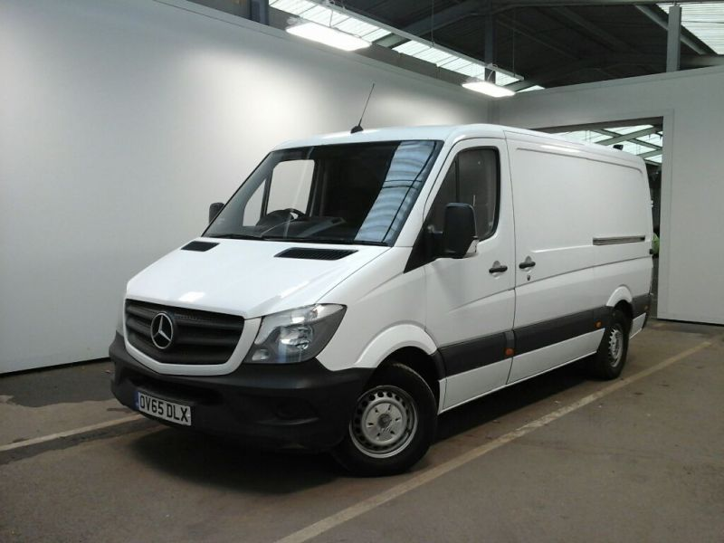 MERCEDES SPRINTER 313 CDI 129 MWB LOW ROOF - 10682 - 1
