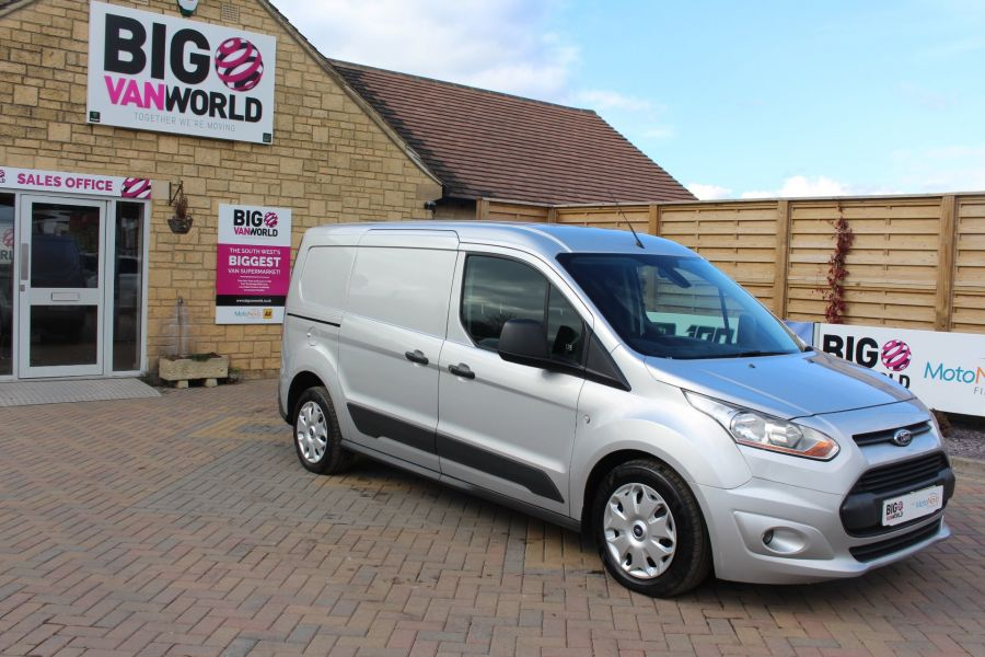 FORD TRANSIT CONNECT 240 TDCI 115 L2 H1 TREND DOUBLE CAB 5 SEAT CREW VAN - 7359 - 2