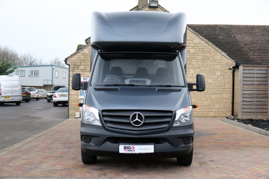 MERCEDES SPRINTER 314 CDI 140 LWB LUTON WITH TAIL LIFT - 11407 - 10