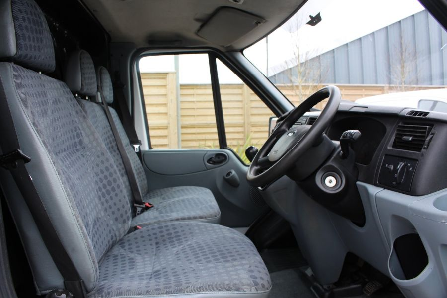 FORD TRANSIT 350 TDCI LWB HIGH ROOF - 5996 - 11