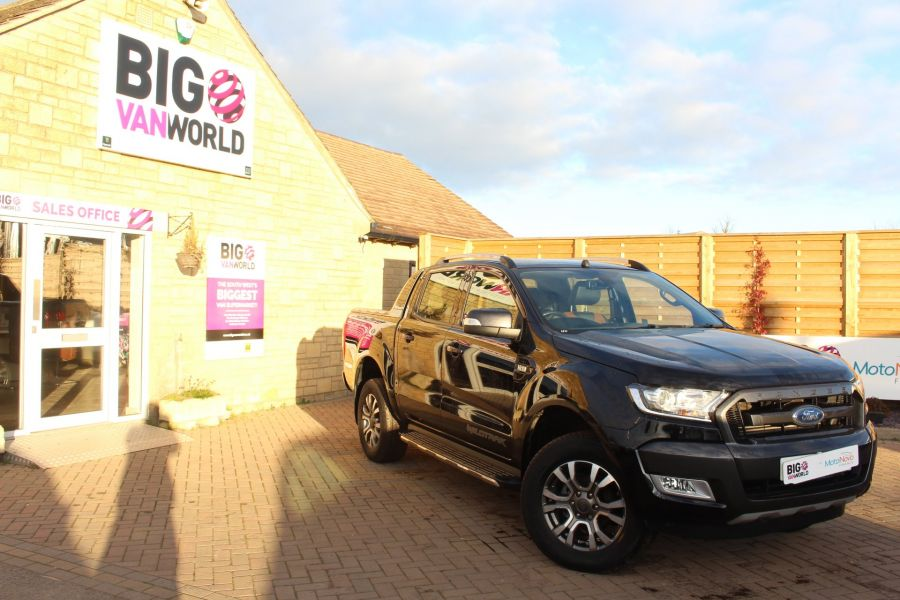 FORD RANGER WILDTRAK TDCI 200 4X4 DOUBLE CAB - 7023 - 1
